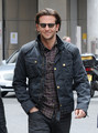 Bradley Cooper Visits the BBC Radio Studios - bradley-cooper photo