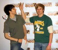 Bradley and Colin