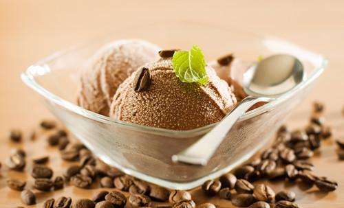 Brown Choco Gelato