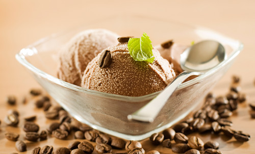 Brown Choco Ice-Cream