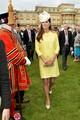 Buckingham Palace Hosts a Garden Party