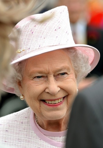 Buckingham Palace hosts their annual Garden Party on May 22, 2013