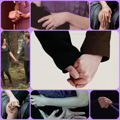 C&E's hands♥