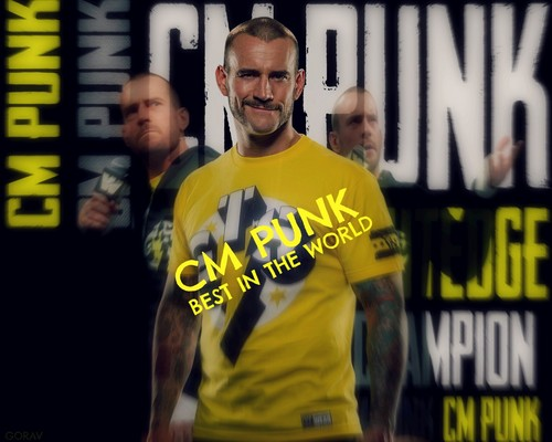 CM PUNK WALLPAPER 2013 - wwe Wallpaper