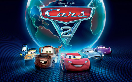 Disney Pixar Cars 2 wallpaper entitled Cars 2