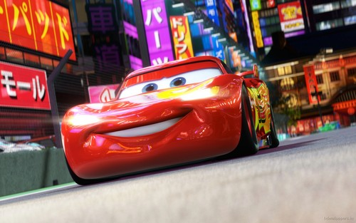 Disney Pixar Cars 2 wallpaper called Cars 2