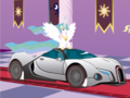 Celly in a Bugatti Veyron - my-little-pony-friendship-is-magic photo