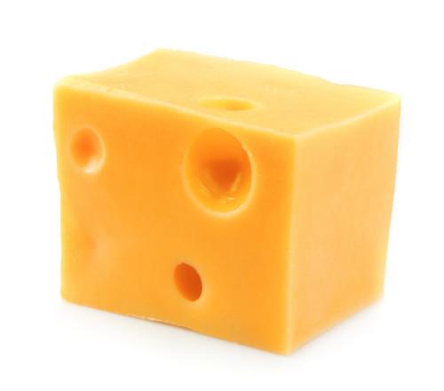 Cheesy Yellow Cheese