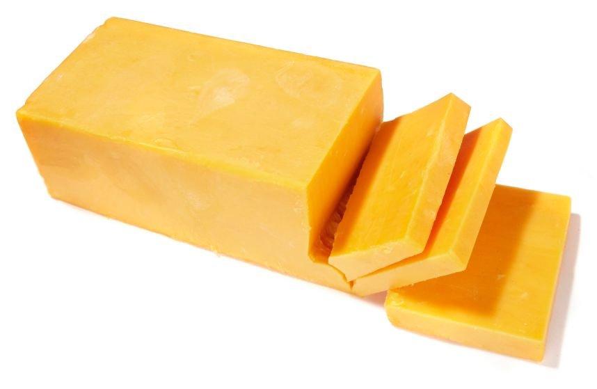 Cheesy Yellow Cheese -...