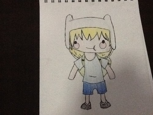 Chibi Finn Sketch