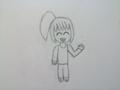 Chibi drawing - sketch-drawings fan art