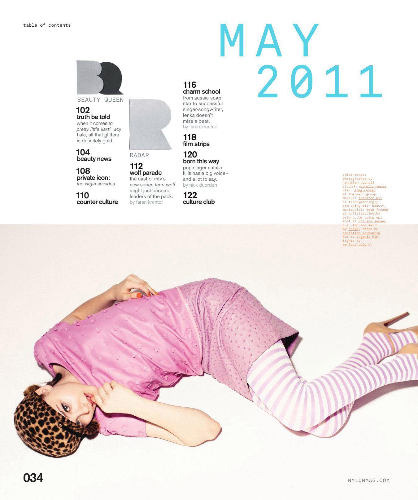 Chloe Moretz | Magazine Scans