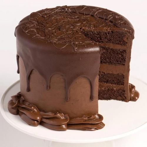 tsokolate Cake.