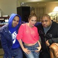 Chris Brown &amp; Jennifer Lopez - jennifer-lopez photo