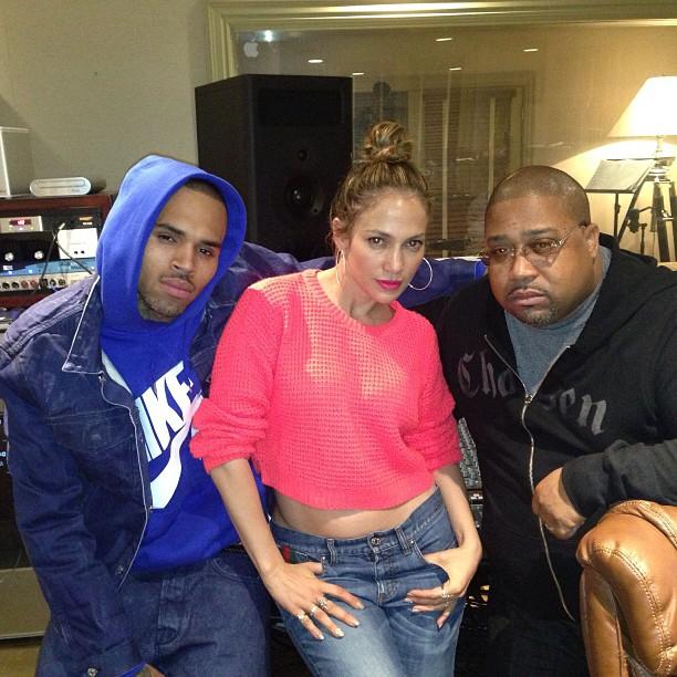 Chris Brown & Jennifer Lopez
