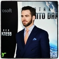 Chris Pine - demolitionvenom photo