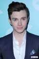 Chris at fox's upfronts