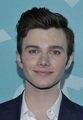 Chris at fox's upfronts - chris-colfer photo