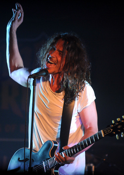 Chris Cornell images Chris with guitar wallpaper and ...
