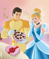 Cinderella and Prince Charming - disneys-couples photo