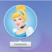 Cinderella - disney-princess icon