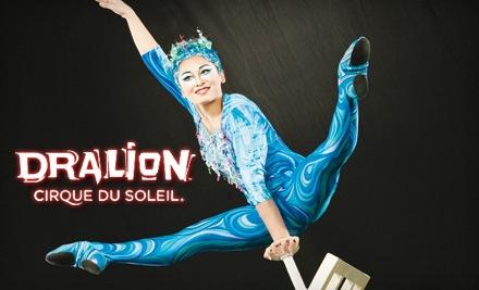 Cirque du soleil, Dralion