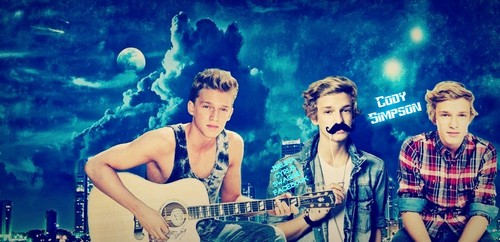 Cody Simpson (Blue City) - Cover's Facebook