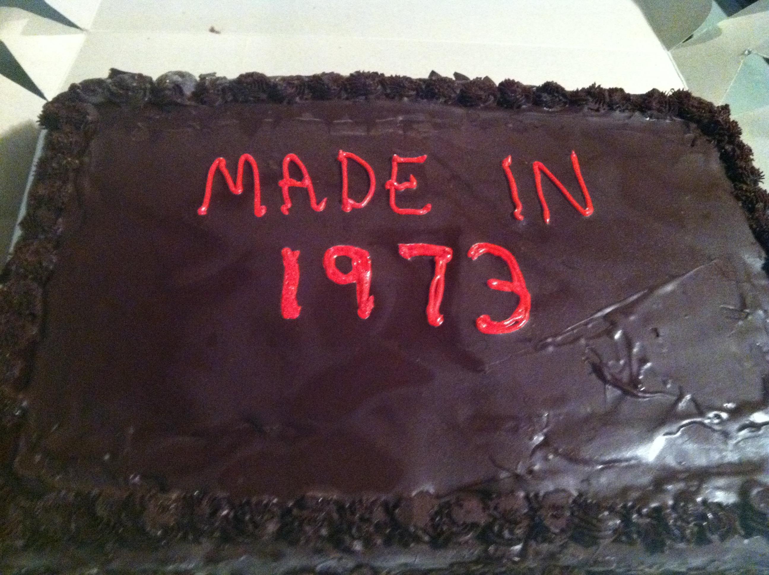 Random Images Cold Stone Creamery Ganache Birthday Cake Hd Wallpaper