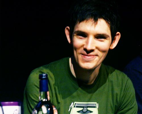 Colin morgan ♥