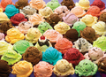 Colourful Ice-Cream - colors photo