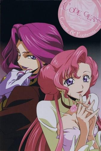 Cornelia and Euphemia