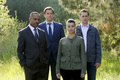 Cote de Pablo (Ziva David) NCIS 10x24 Damned If آپ Do episode stills
