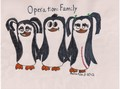 Cover Operation: Family - penguins-of-madagascar fan art