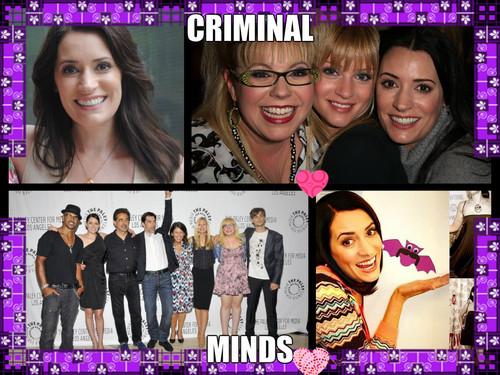 Criminal Minds Lovely Cast