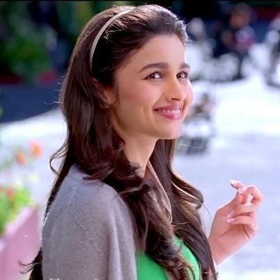 Cute Alia for Krithi