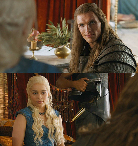 Daario Naharis images Daario/Daenerys 3x08 wallpaper and ... Daario Naharis Daenerys