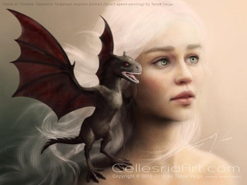 Daenerys Targaryen. <3