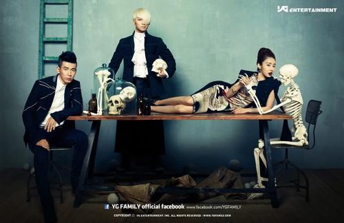 Daesung for Kiehl's x Harper's BAZAAR (2012)