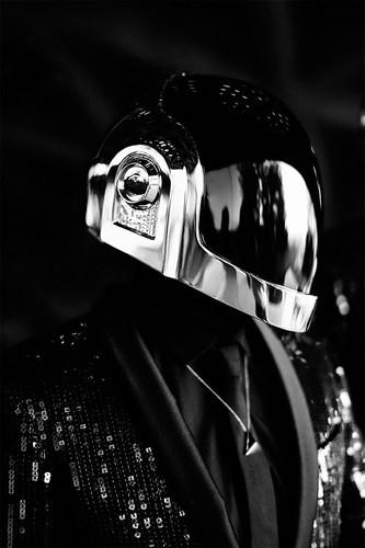 Daft Punk for CR Fashion