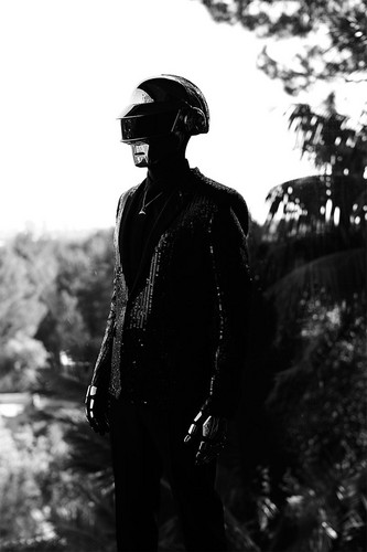 Daft Punk for CR Fashion