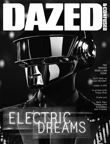 Daft Punk for Dazed & Confused
