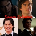 Damon Salvatore - damon-salvatore fan art