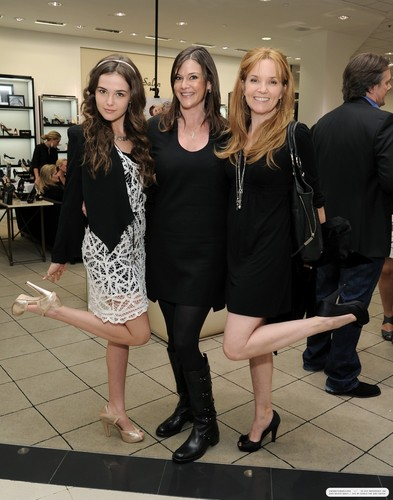 Dana Davis Launches at Bloomingdale's Century City (March 10, 2011)