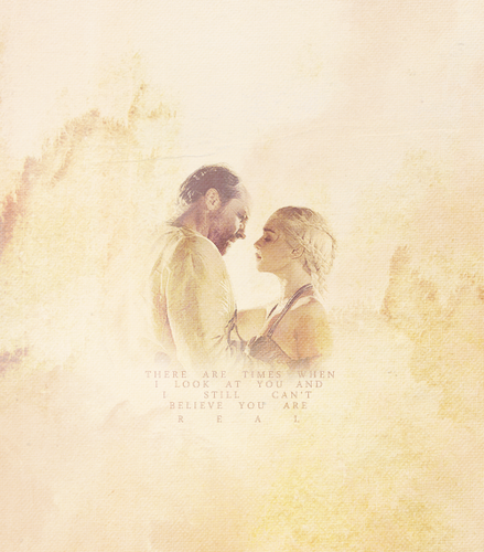 Dany & Jorah ♥