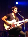 Darren Criss performing at The Fillmore on May 29, 2013. - darren-criss photo
