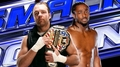 Dean Ambrose and Kofi Kingston - the-shield-wwe photo