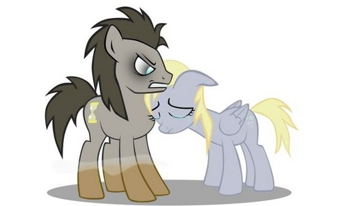 Derpy and Dr. Whooves again