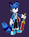 Deux the Raccoon fixed - sonic-fan-characters photo