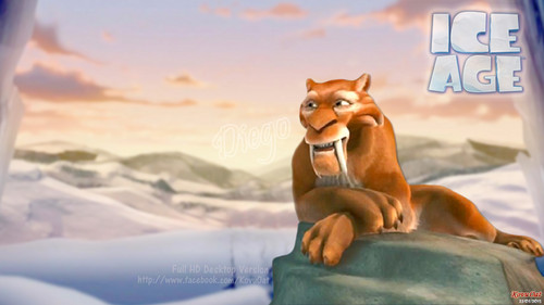 Diego Ice Age wallpaper HD