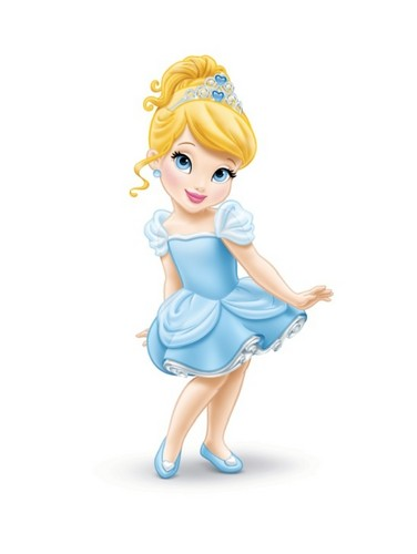 Disney-Prinzessin Hintergrund called Disney Princess Toddlers